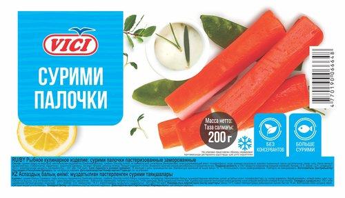 Крабовые палочки «ВИЧИ» (200 гр.)